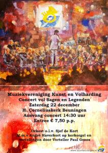 Winterconcert @ H. Corneliuskerk