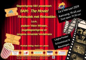 BAM: The Movie!
